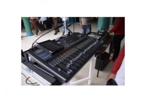 Equipos de sonidos totalmente nuevos, alta efici..