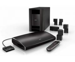 Bose Acoustimass 10 Series II Home Theater Speaker System - Negro