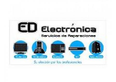 REPARAMOS TV Y MONITORES A TRC, LCD, LED Y PLASM..