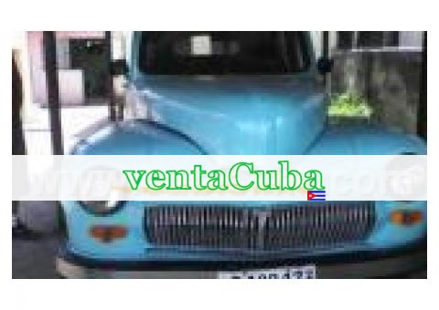 *ford del 48 impecable 8 plazas diesel* (ver fot..