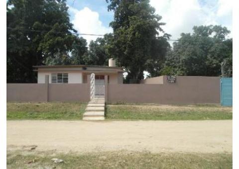 Casa finca tapiada en Camaguey, Camaguey