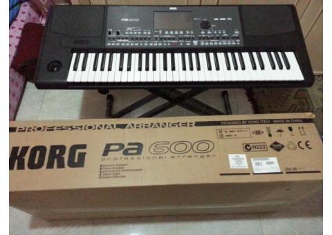 KORG PA600 / KORG PA800 / KORG PA900