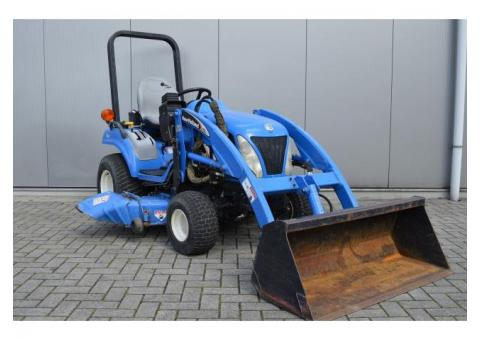 New Holland TZ25DA