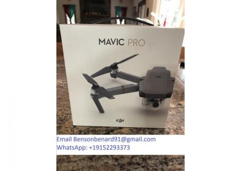 DJI Phantom 4 Quadcopter Drone / DJI Mavic Pro Folding Drone