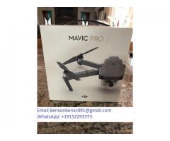 DJI Phantom 4 Quadcopter Drone / DJI Mavic Pro Folding Drone