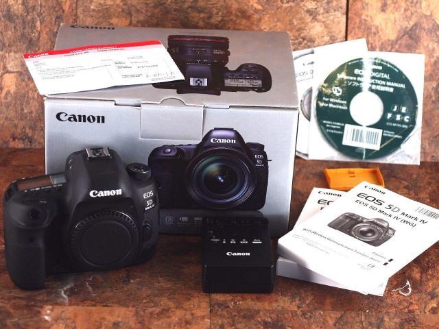 Canon 5D Mark Iii / Canon 5D Mark Iv / Canon 6D / Canon 80D / Canon 70D /Canon 7D.