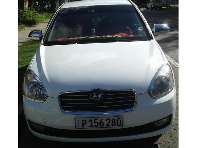 Se vende Hyundai Accent de 2008 (Mecánico)