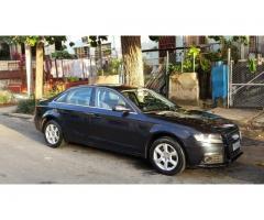 Audi A4 año 2012 automatico