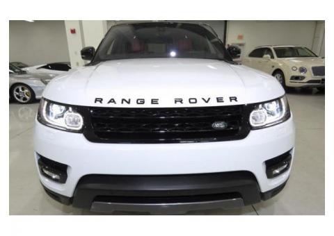 Land Rover Range Rover Sport 5.0L V8 Supercharged