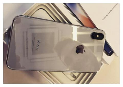 For Sale Apple iPhone X  64GB & iphone 8 plus