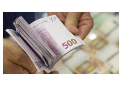 Oferta de préstamo de persona a persona Muy seria y rápida