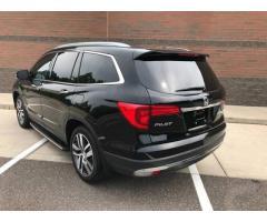 Honda, auto estadounidense para venta e importación a cuba.