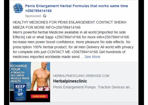 HEALTHY MEDICINES FOR PENIS ENLARGEMENT THAT WORKS  +27733947689