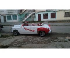 Se vende Prymout descapotable