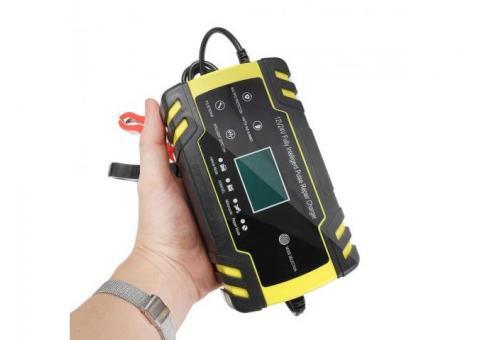 Cargador inteligente para baterías 12V y 24V nuevo 75cuc 52541827