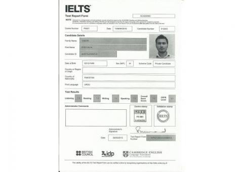 Comprar certificado IELTS en línea   Comprar certificado TOEFL en línea