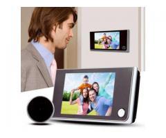 Visor de Puerta pantalla LCD 3.5