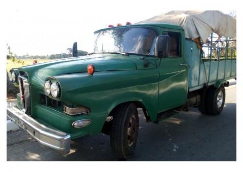 Vendo Camioneta Edcel del 58