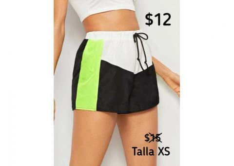 Aunque nos intimide el frío, aquí siempre hace calor, estos cómodos shorts son la solución perfecta.