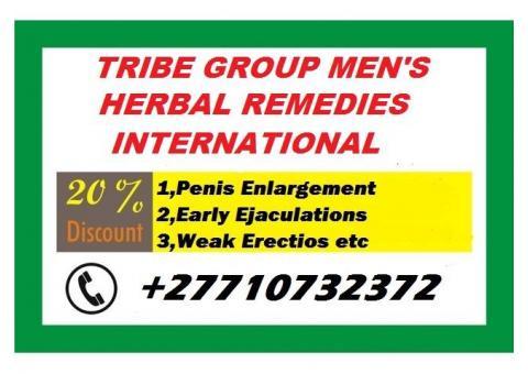 Tribe Group Men's Herbal Remedies International Call +27710732372