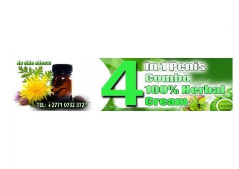 4 In 1 Herbal Penis Enlargement Combo Call +27710732372 Rwanda