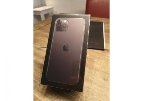 Ang pabrika sa Apple iPhone 11 pro max 512gb gi-lock
