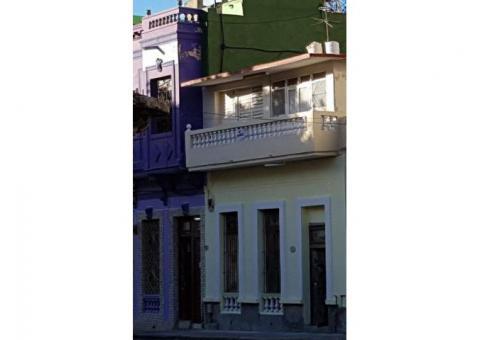 Casa Moderna Vista Malecon 3 Cuartos + 3 Baños Ctro Habana Cuba