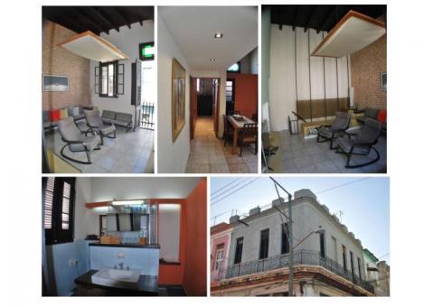 Vendo casa en La Habana vieja lista para alquilar