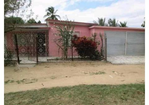 Se vende esta Casa Reparto Vista Bella Camagüey