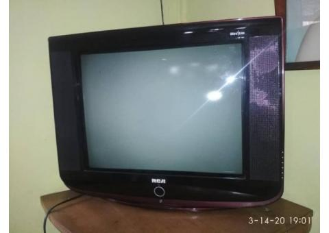Vendo TV RCA de poco uso esta como nuevo,