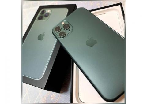Unlocked apple iPhone 11 Pro Max 512GB