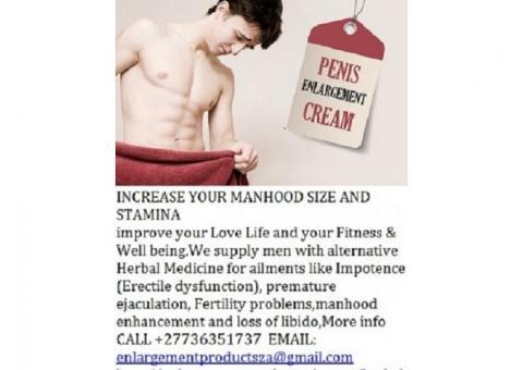 LICHTENBURG Penis enlargement cream +27736351737 in El Salvador Equatorial Guinea  Eritrea  Estonia