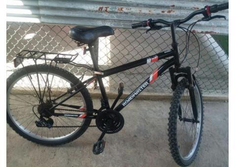 Vendo bici 24 como nueva, con gomas nuevas