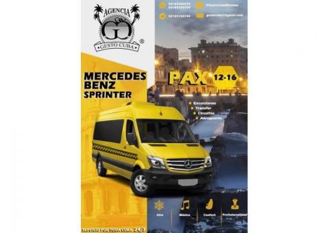 GESTO CUBA Agencia privada gestionamos su taxi