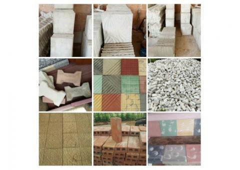 Transporte y gestión de materiales de construcción.