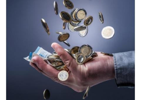 Oferta de préstamo a (particulares, empresas, como