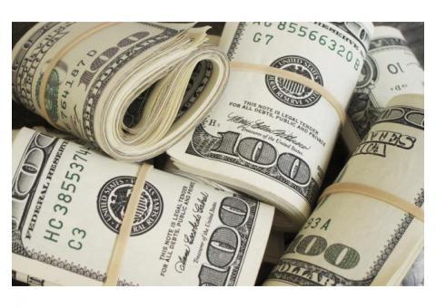 Otorgamos préstamos a empresas y particulares.