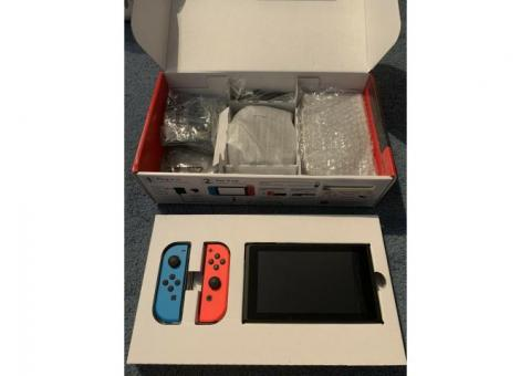 Consola Nintendo Switch 32GB Neon Red / Neon Blue