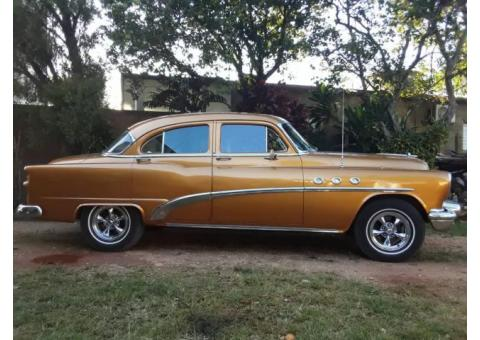 Buick53 el más nuevo de Cuba
