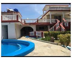 Se vende casa con piscina en Cojimar