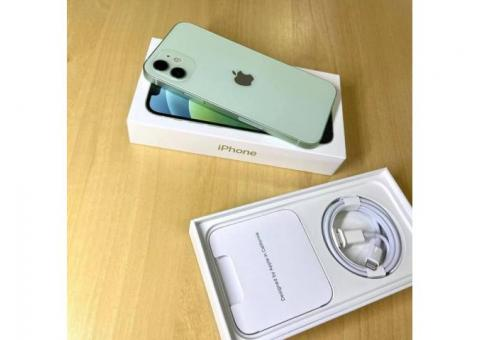 New Apple iPhone 12 256gb (Green)