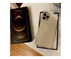 New Apple iPhone 12 Pro Max - 512GB - Gold