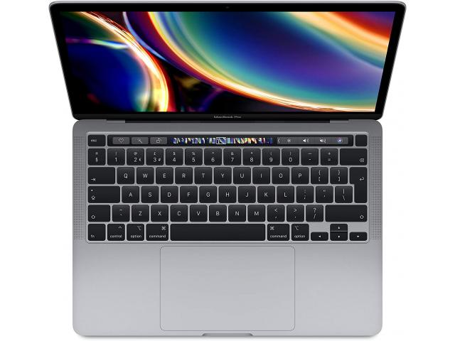 New Apple MacBook Pro (13-inch, 8GB RAM, 256GB SSD Storage, Magic Keyboard) – Space Grey