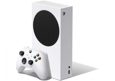 New Xbox Series S