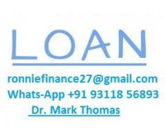 €5k-€500k Millones de préstamos personales y comerciales