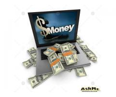empresa de préstamos por darme un préstamo