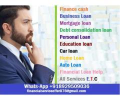 ¿Disponible ahora oferta de préstamo para expansión comercial