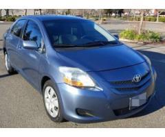 Toyota Yaris Sedan 2007 // 26000 USD