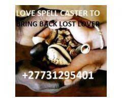 Mississauga Georgia @ +27731295401 Ø bring back ex lover Love Spells Casters