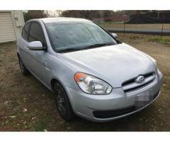 Hyundai Accent Hatchback 2010 // 31000 USD